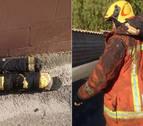 Mueren dos bebés en el incendio de una vivienda aislada en Ontinyent (Valencia)