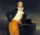 Una obra de Goya se traslada del Museo de Navarra al de Bellas Artes de Bilbao