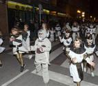 El Carnaval eleva la temperatura en Tudela