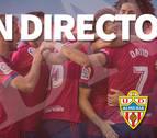 Así les hemos contado la victoria de Osasuna contra el Almería