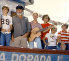 ¿Qué fue del actor que interpretó a 'Piraña' en 'Verano azul'?
