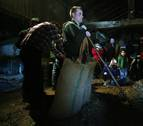 La afrenta de Miel Otxin, en el Carnaval de Lantz
