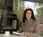 Begoña Pro se encontrará con sus lectores este martes en la Biblioteca de San Jorge