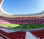 Osasuna se estrenará en el Wanda el domingo 28 de octubre a las 18 horas