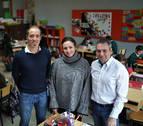 Tres profesores navarros que dan lecciones a domicilio