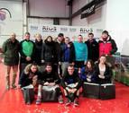 Ladrero-Arellano y Álvarez-Martínez se adjudican el Trofeo Vehortu