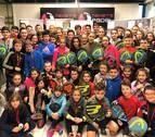 Mutilva acogió los Juegos Deportivos de Navarra de Menores