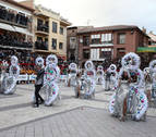 Villafranca repartirá más de 9.000 € en premios en su desfile de Carnaval