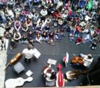 Pamplona Acción Musical se centra en los instrumentos de cuerda