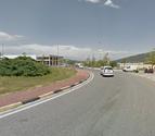 Acuerdo en Orkoien para asfaltar otro tramo de la carretera de Etxauri