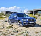 El todocamino alemán BMW X3 es el coche de 2017 para Diario de Navarra