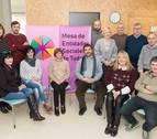 Nueve entidades sociales de Tudela se unen para coordinar sus servicios