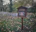 La Mancomunidad de la Comarca de Pamplona se suma al 'bookcrossing'