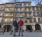 Estella duplica en los últimos dos años sus apartamentos turísticos
