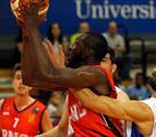 Reacción y victoria del Basket Navarra frente al Real Canoe