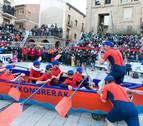 El ritmo del Carnaval desfila en Villafranca