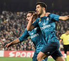 Real Madrid y Betis regalan una fiesta de goles