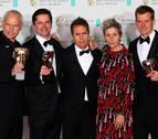 'Tres anuncios en las afueras' gana el BAFTA a la mejor película