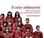 Ignacio Aranguren retrata en un libro su paso por el taller de teatro Navarro Villoslada