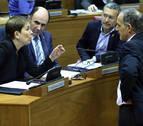 El Parlamento estudiará oficializar el euskera en toda Navarra
