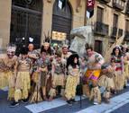 Tafalla prepara cuatro intensas jornadas para un carnaval tardío este año