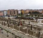 Comienzan las obras del instituto Iparralde en el barrio de San Jorge
