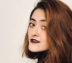 Alba Ciordia, primera navarra finalista de un concurso internacional de peletería