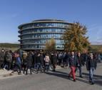 La plantilla de Gamesa exige una garantía de empleo como la dada en Francia y Alemania