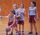 Soñando con ser Pau Gasol: jóvenes que practican baloncesto en Navarra
