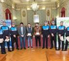 Tudela reconoce la labor de 6 agentes municipales y dos ciudadanos