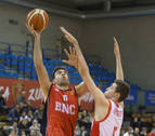 Basket Navarra quiere volver a ganar en casa