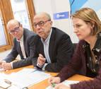 El PP pide transparencia al Gobierno foral para la segunda fase del Canal de Navarra