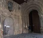 Reformar la fachada junto a la puerta sur de la Catedral de Tudela costará 83.000 €