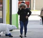 Viernes frío en Navarra con cierzo flojo o moderado