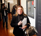 Amelia Salanueva, exsenadora de UPN, se incorpora al PP navarro