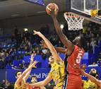 Basket Navarra quiere lograr este viernes un triunfo de play-off