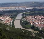 Declarada la prealerta para el río Ebro a su paso por Castejón