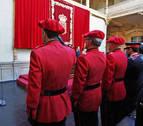 Comienza el curso de ascenso a cabos de Policía Foral