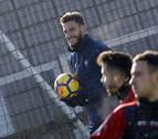 """Torres (Osasuna): """"Lo más fácil es echarle la culpa al entrenador"""""""