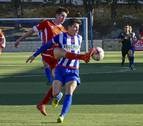 La Peña Sport se lleva el derbi contra el Izarra en los últimos instantes