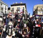 Carnaval cosmopolita en Tafalla