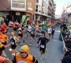 Laura Lacalle y Javier Ballester ganan la Media Maratón de Tudela