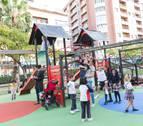 PPN pedirá atracciones para discapacitados en parques infantiles de Tudela