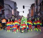 Milagro cierra los carnavales en la Ribera