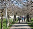 Las temperaturas se acercarán a los 20 grados este lunes en Navarra