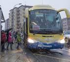 Educación tratará con la alcaldía de Estella el tema del autobús de Remontival