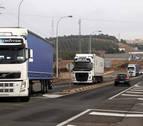 Acuerdo para mejorar la circulación en el entorno del enlace de la AP-68 en Tudela