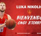 El Basket Navara incorpora al serbio Luka Nikolic
