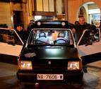 Ruta solidaria de Peralta a Marruecos
