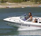 Prohibido navegar en Yesa